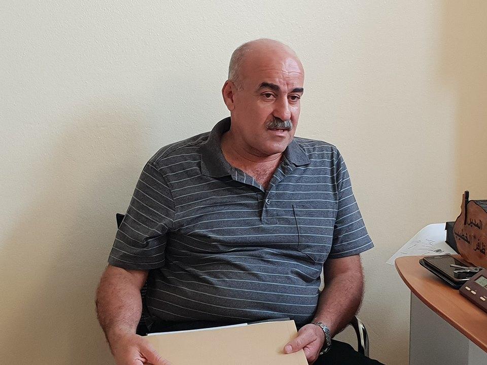 نائب رئيس الجمعية الكشفية الفلسطينية في الشتات في ضيافة جمعية ناشط