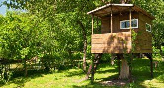 Wooden House Veranda