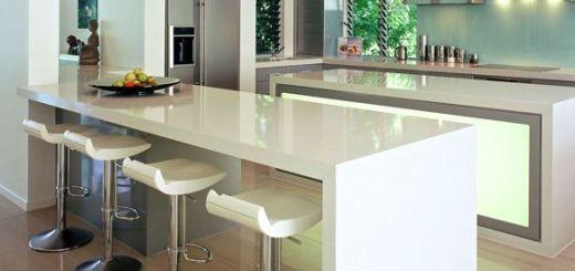 Как да почистим кухненските плотове