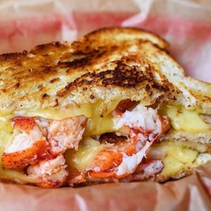 Lobster-Grilled-Cheese