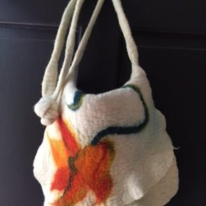 League of NH Craftsmen Classes: Wet-Felted Handbag @ Nashua | New Hampshire | United States