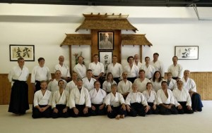 Ikeda Sensei Seminar Group Picture May 2015