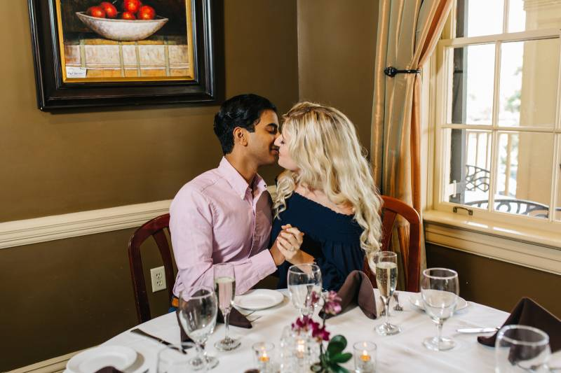 How to Create the Best Rehearsal Dinner Bar Experience for Your Guests from Mere Bulles featured on Nashville Bride Guide