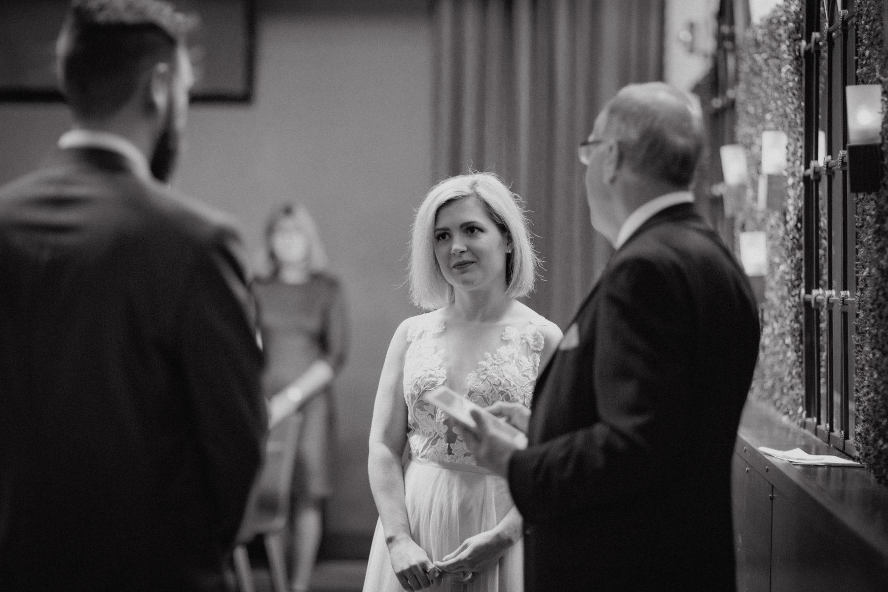 Nashville elopement at Moto: Nashville brunch elopement featured on Nashville Bride Guide
