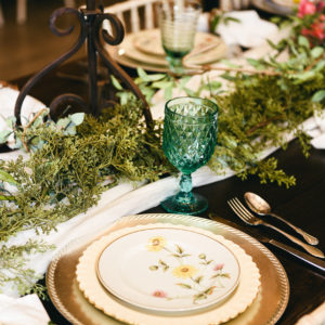 The Wedding Plate Nashville: Elegant Cason Cove Wedding featured on Nashville Bride Guide