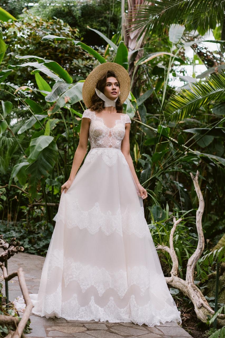 Meet local Nashville wedding dress designer Jamie Myranda