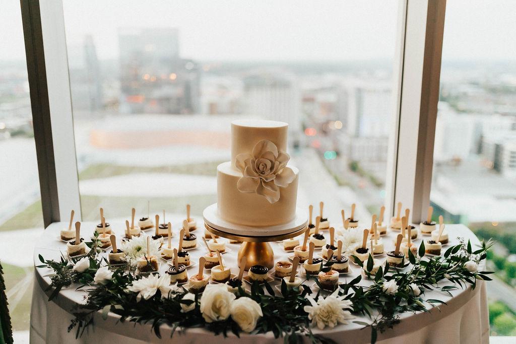 Fairytale Westin Nashville Wedding featured on Nashville Bride Guide