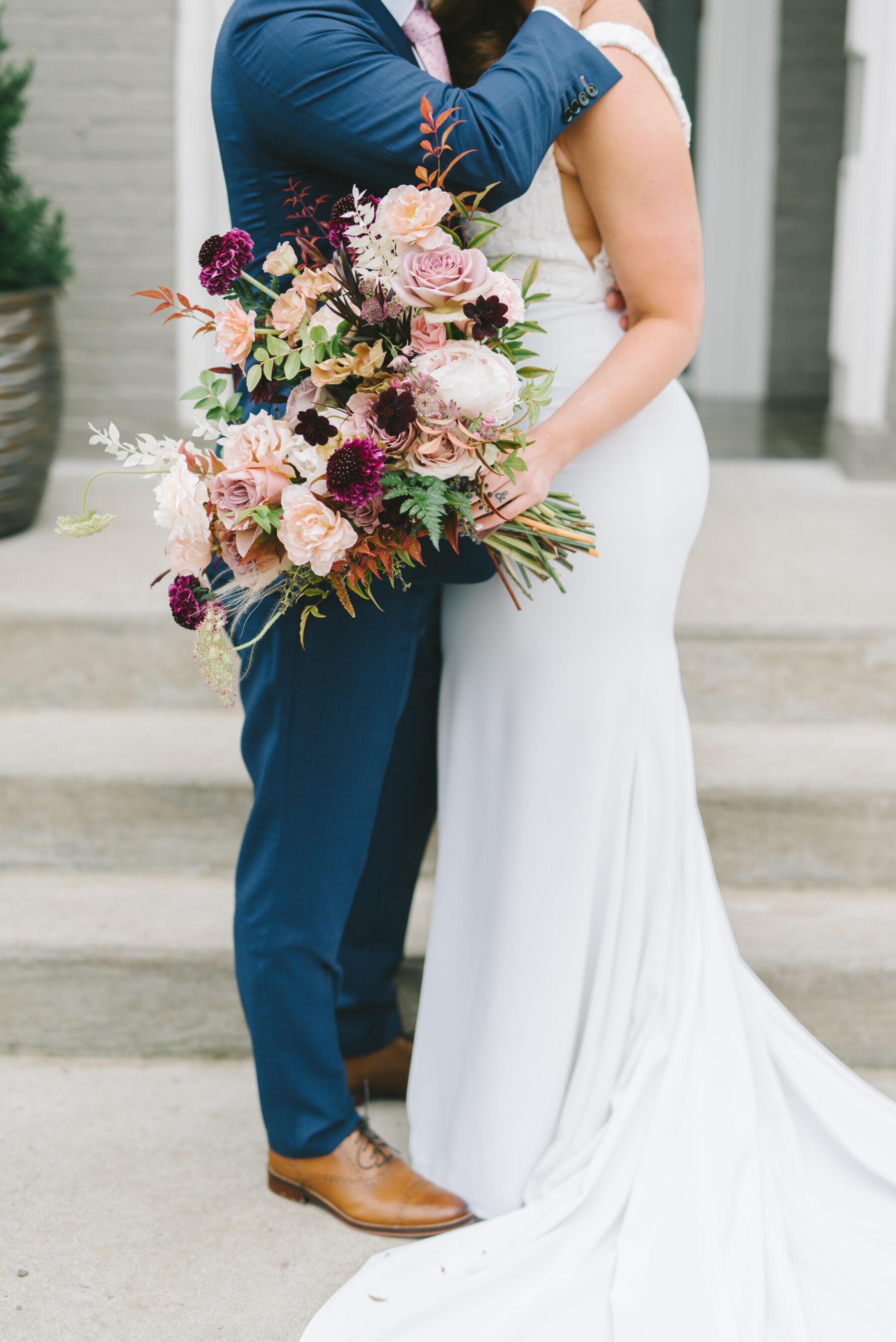 Rosemary & Finch Wedding Bouquet   Nashville Bride Guide