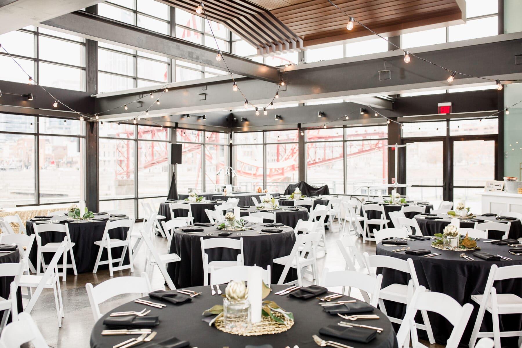 Gatsby Inspired Winter Wedding   Nashville Bride Guide