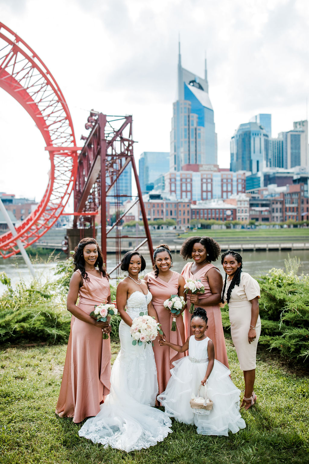 Pink bridesmaid dress designs | Nashville Bride Guide