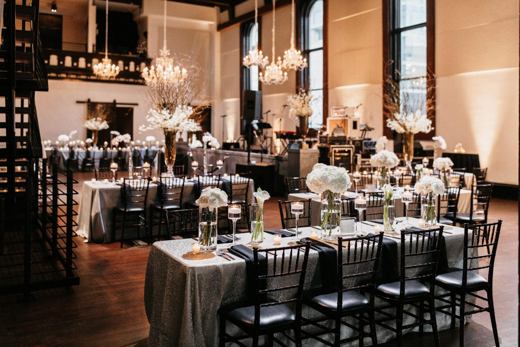 Scarritt Bennett Nashville wedding reception | Nashville Bride Guide