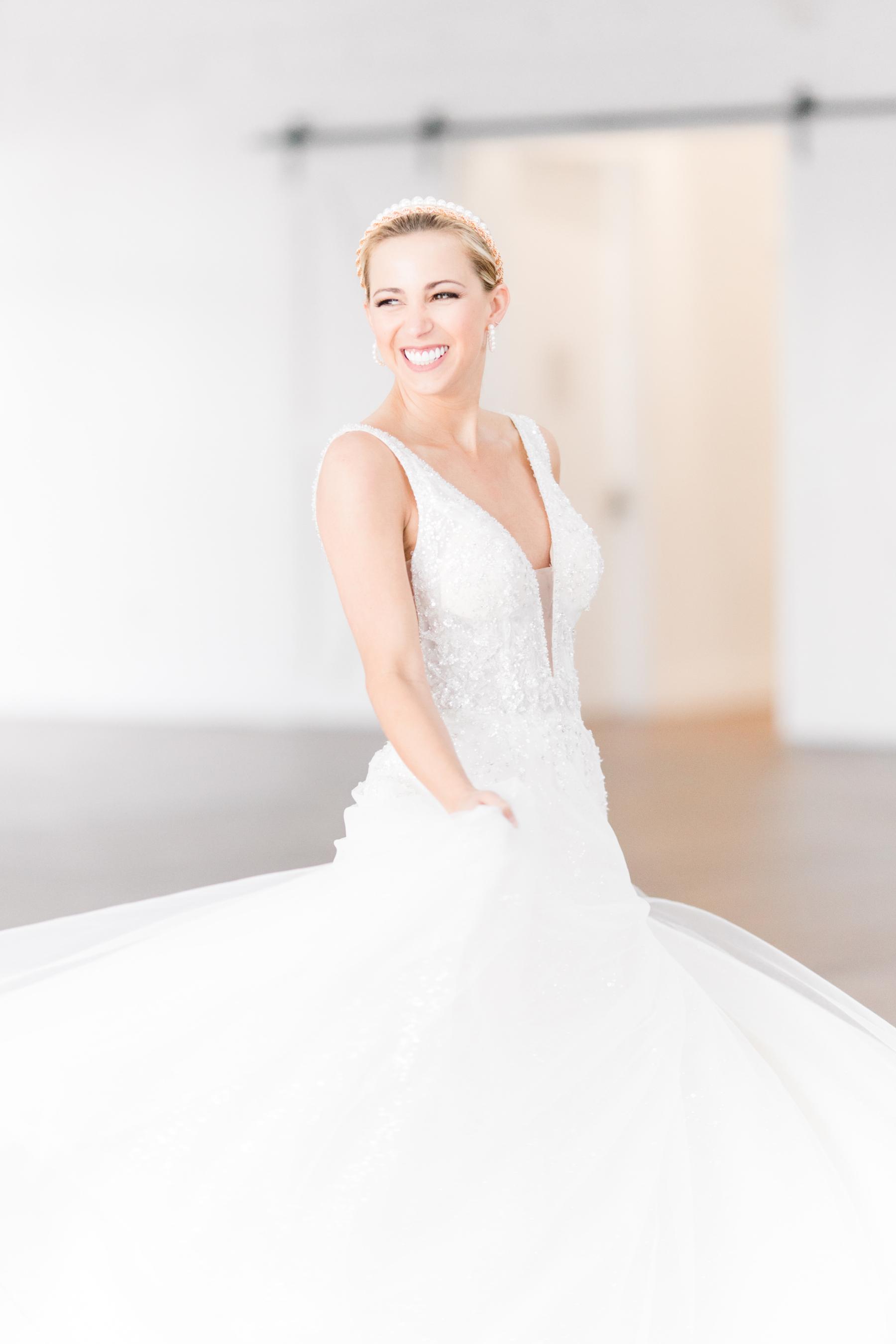 Modern Cinderella Luxury Wedding Inspiration featured on Nashville Bride Guide