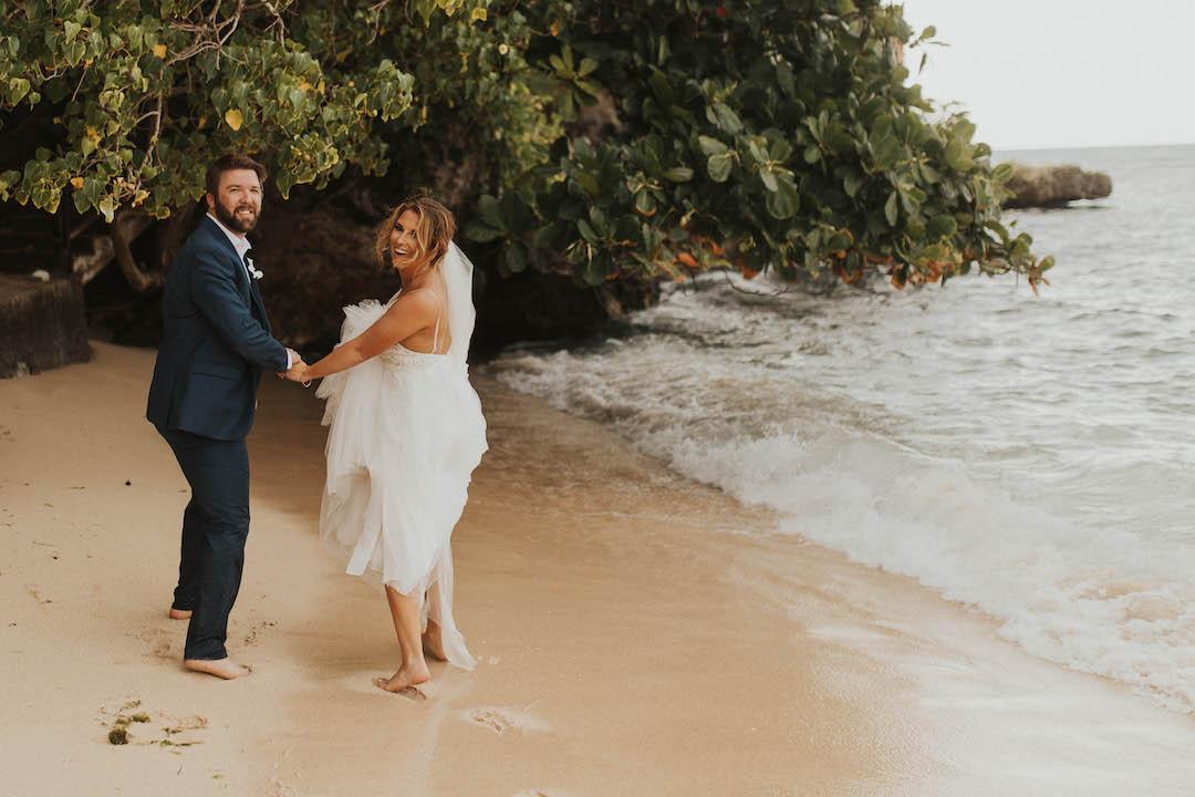 Sandals Ochi Destination Wedding