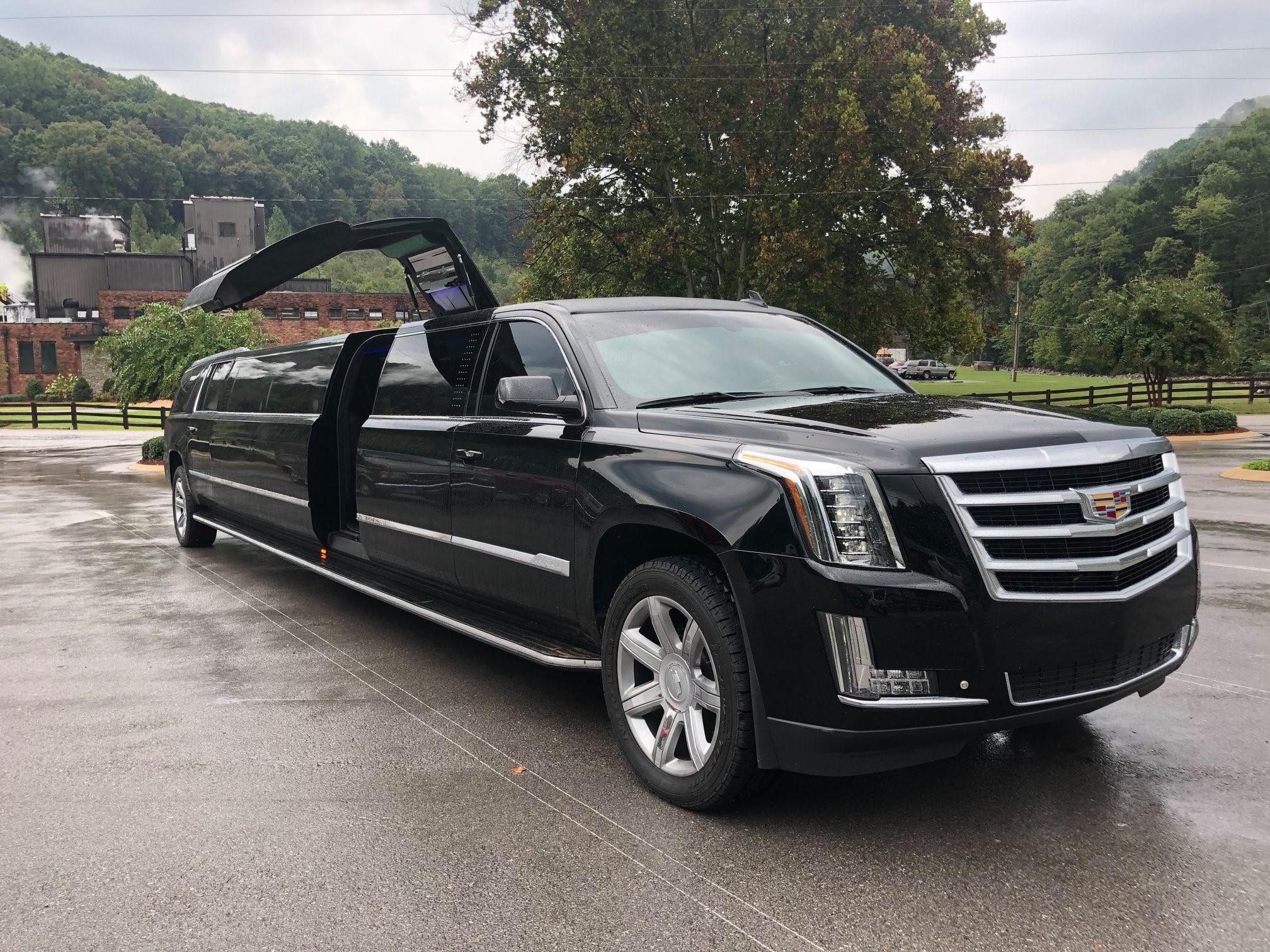 2019 Escalade Limousine10-Nashville-Chauffeur
