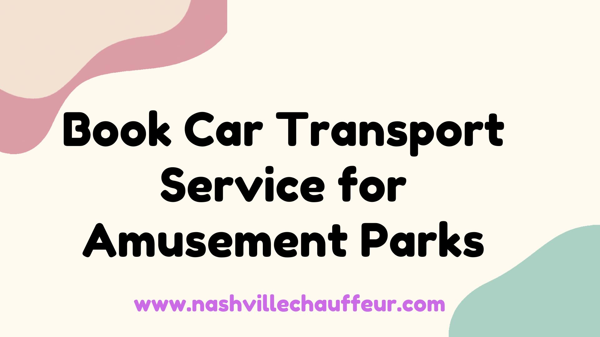 sedan car Transport Service