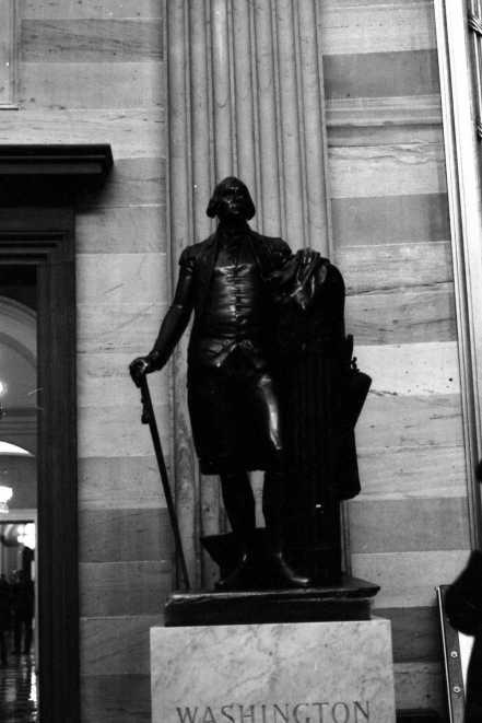 Mr. George Washington, DC