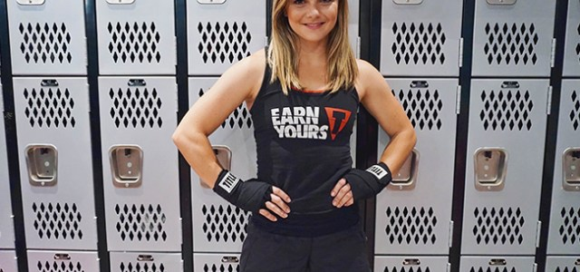 A Day in the Ring with Emily DeSalvatore