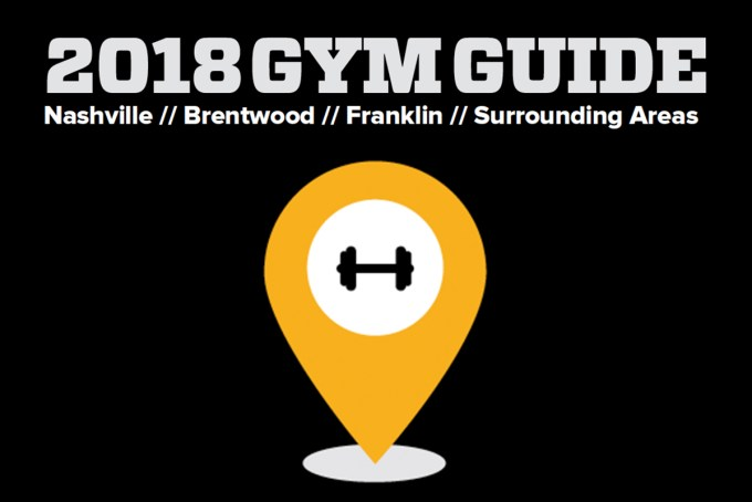 2018 gym guide nashville fit magazine