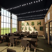 The Ainsworth Launching Vegan Burger with Shawn Booth