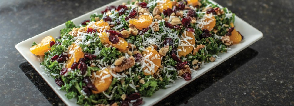 Healthy Sides for the Holidays