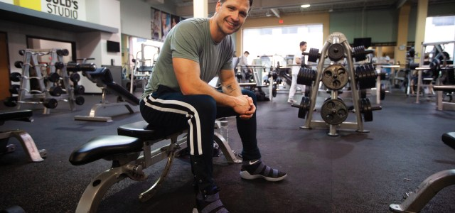 Training with the Stars: Q&A with Walker Hayes