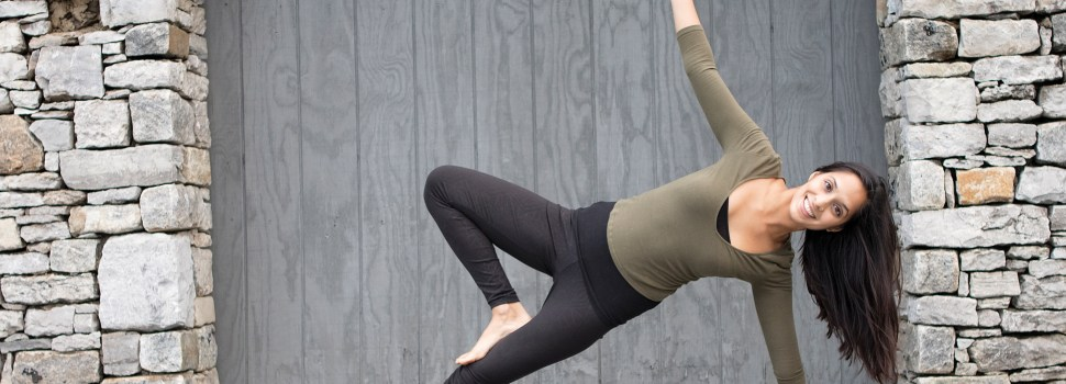 The Strength Benefits of Yoga