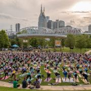 Small World Yoga Hosts Fifth Annual International Day of Yoga Event