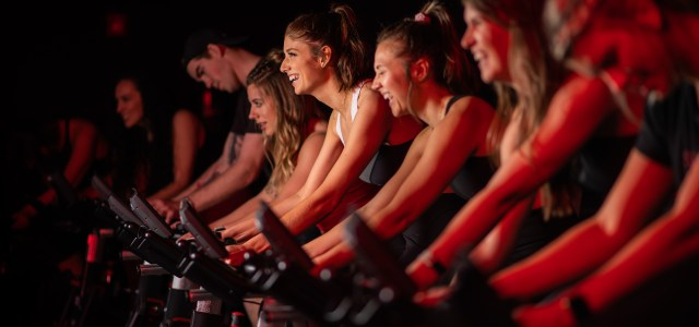 CycleBar Studio Opening at Hill Center Brentwood