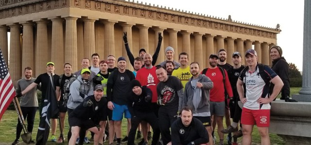 Local Bootcamp F3 Nashville Aims to Grow Male Leaders in the Community with Fitness, Fellowship and Faith