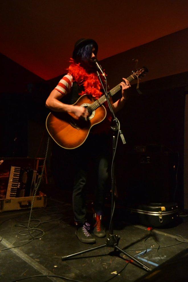 Fable Cry East Room Nashville Fringe Festival