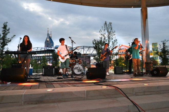 Cumberland Rocks Nashville Fringe Festival