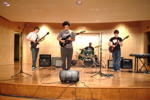 2010 Nashville Fringe Festival W.O. Smith Music School
