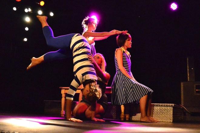 Dance Night Rutledge Nashville Fringe Festival