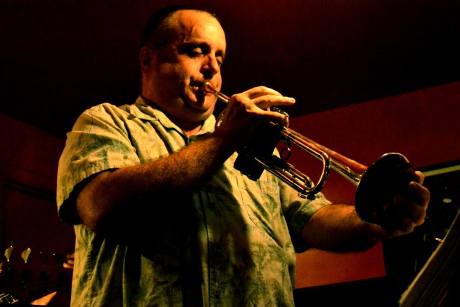 Geoff Pfeifer & the Centennial Hiptet at Nine48Jazz