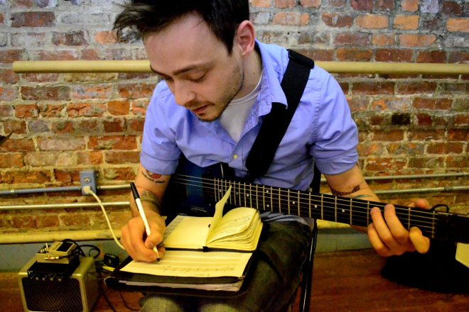 Guitar Dance Workshop 2012 Nashville Fringe Festival