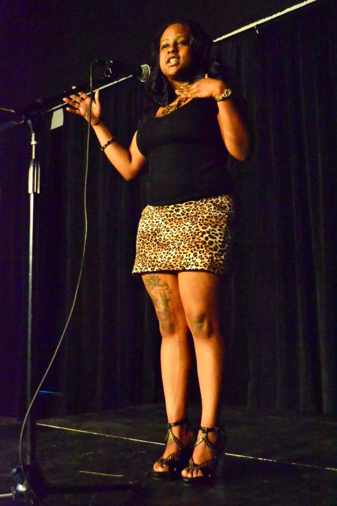 Hot Summer Mics Rocketown 2012 Nashville Fringe Festival