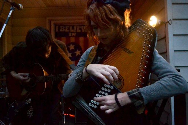 East Nashville Underground's Pumpkin-Ale-Patch Party 5