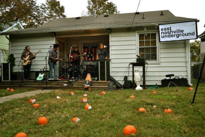East Nashville Underground's Pumpkin-Ale-Patch Party