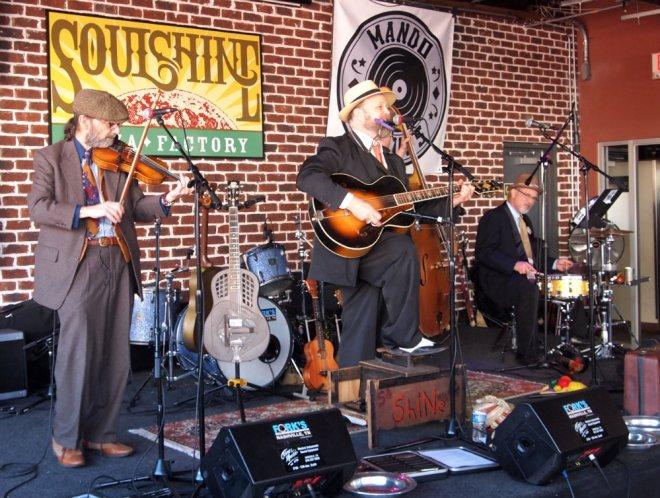 Jake Leg Stompers Mando Blues Soulshine Nashville Fringe Festival 02