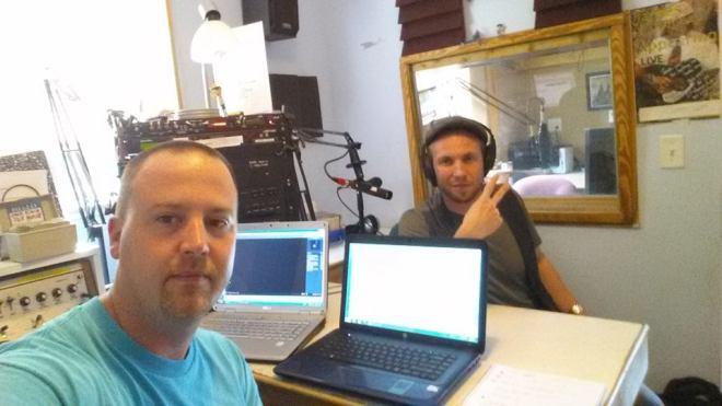 ET Nate James Fringe Radio Show