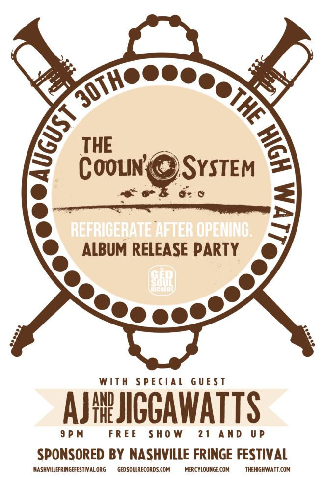 Coolin System High Watt 2014