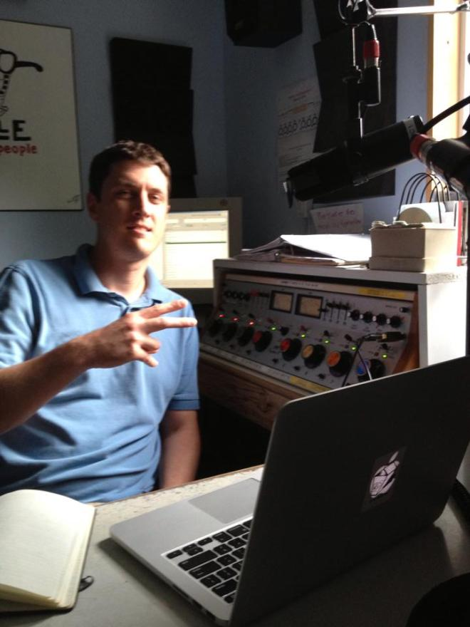 Fringe Radio Show Al