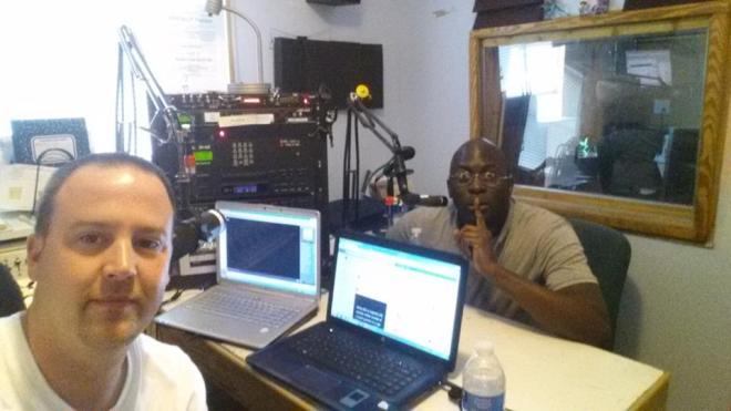 Quiet Entertainer Fringe Radio Show