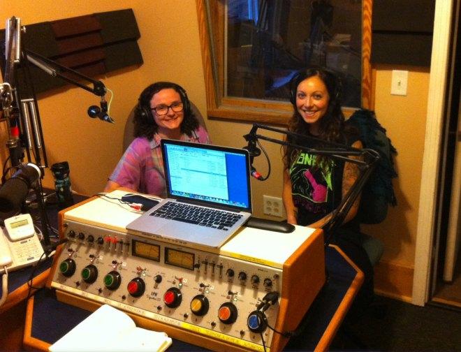 Churchyard Fringe Radio