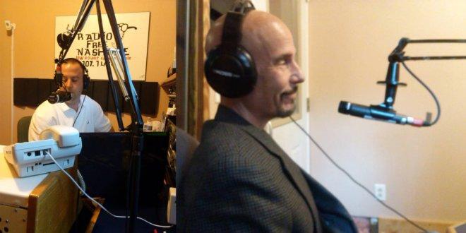 Markey Blue Fringe Radio Ric Latina