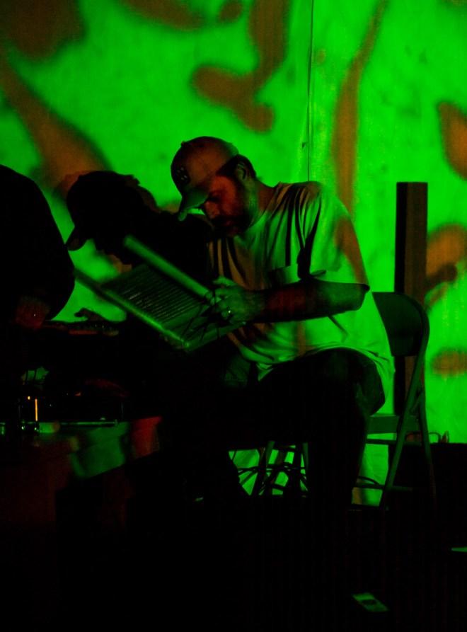 The Voight-Kampff Duo (Stephen Seifert)