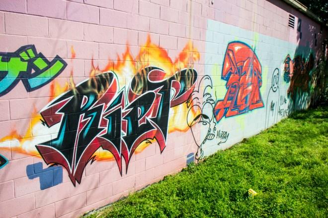 Ripp Graffiti Street Art Division St Nashville