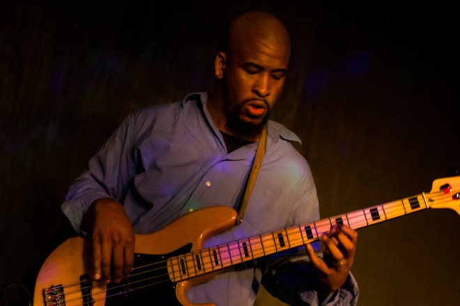 Greg Bryant Trio Centennial Black Box Theater 2015 05