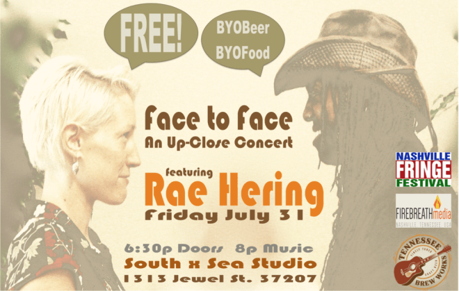 Rae Hering Face to Face
