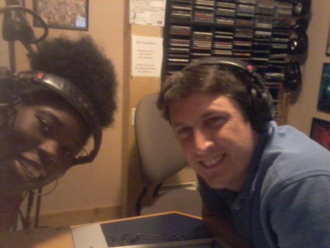 AL-D Jeni Calhoun Fringe Radio Show
